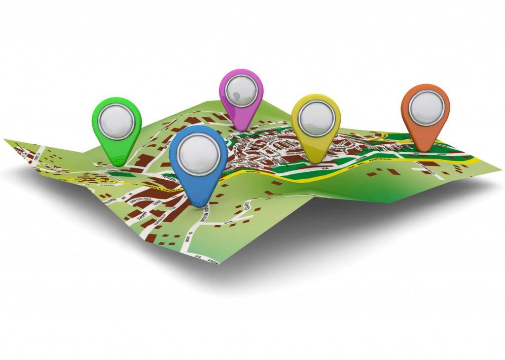 La dimensione geolocalizzazione marketing arredamento
